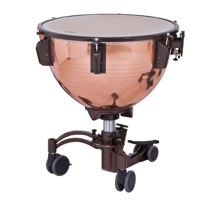 "Adams 32"" Revolution Polished Copper Timpani with Fine Tuner"