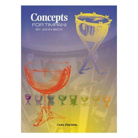 Concepts for Timpani by John Beck