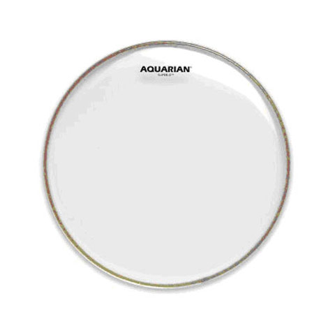 "Aquarian 16"" Super-2 Clear Head"
