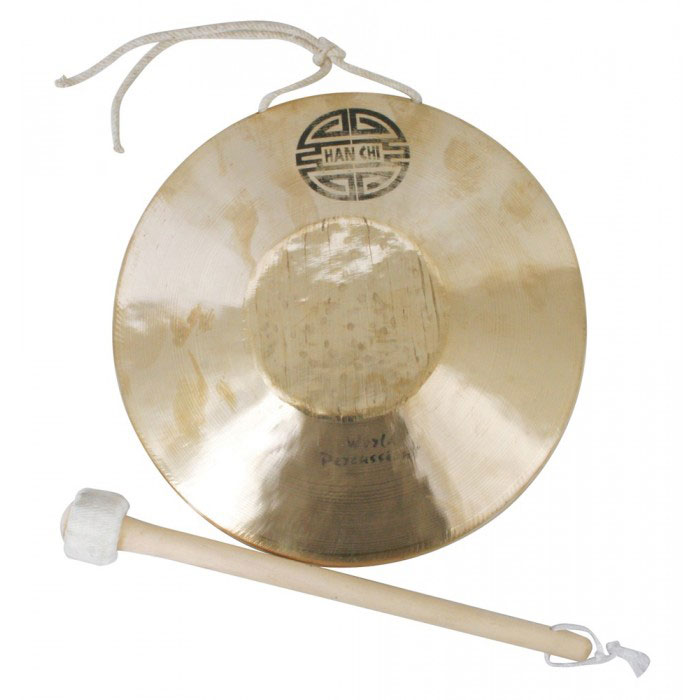 "Han Chi 9"" High Pitch Opera Gong"
