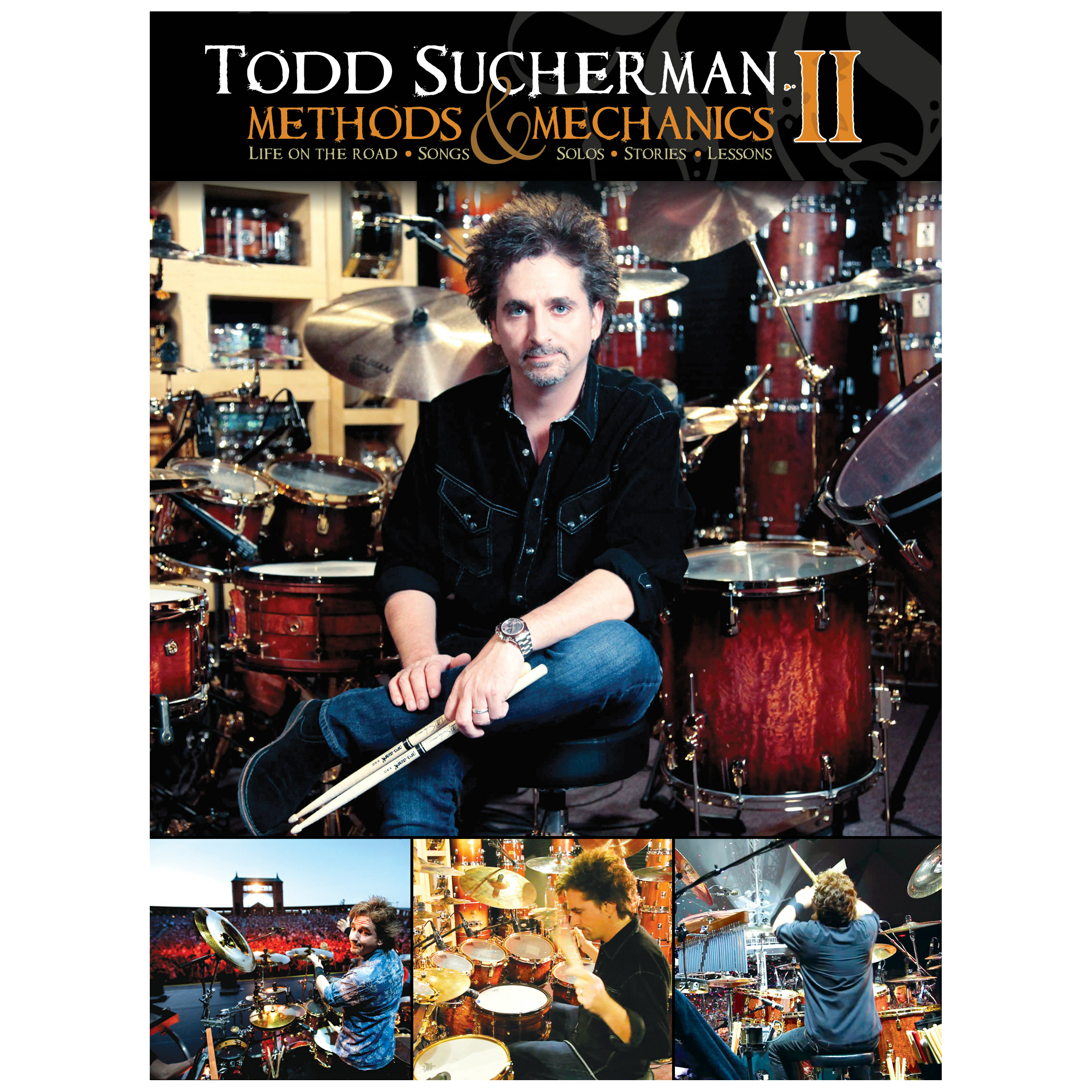 Methods & Mechanics II DVD - Todd Sucherman
