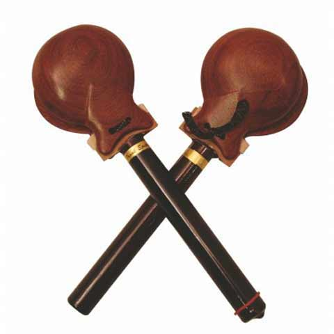 Epstein Large Rosewood Castanets