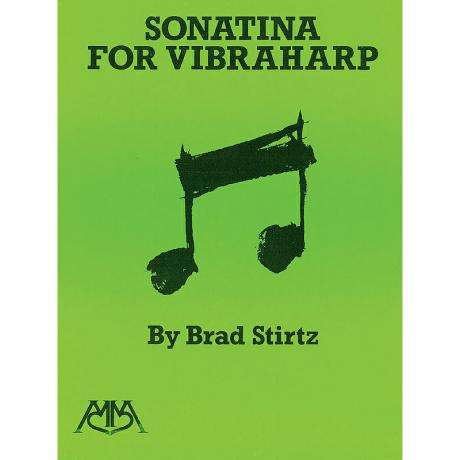 Sonatina for Vibraharp by Brad Stirtz
