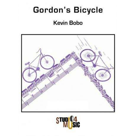 Gordon's Bicycle by Kevin Bobo