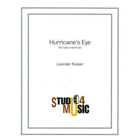 Hurricane's Eye by Leander Kaiser