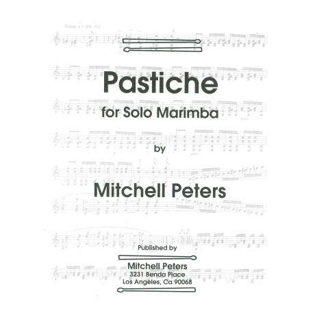 Pastiche by Mitchell Peters