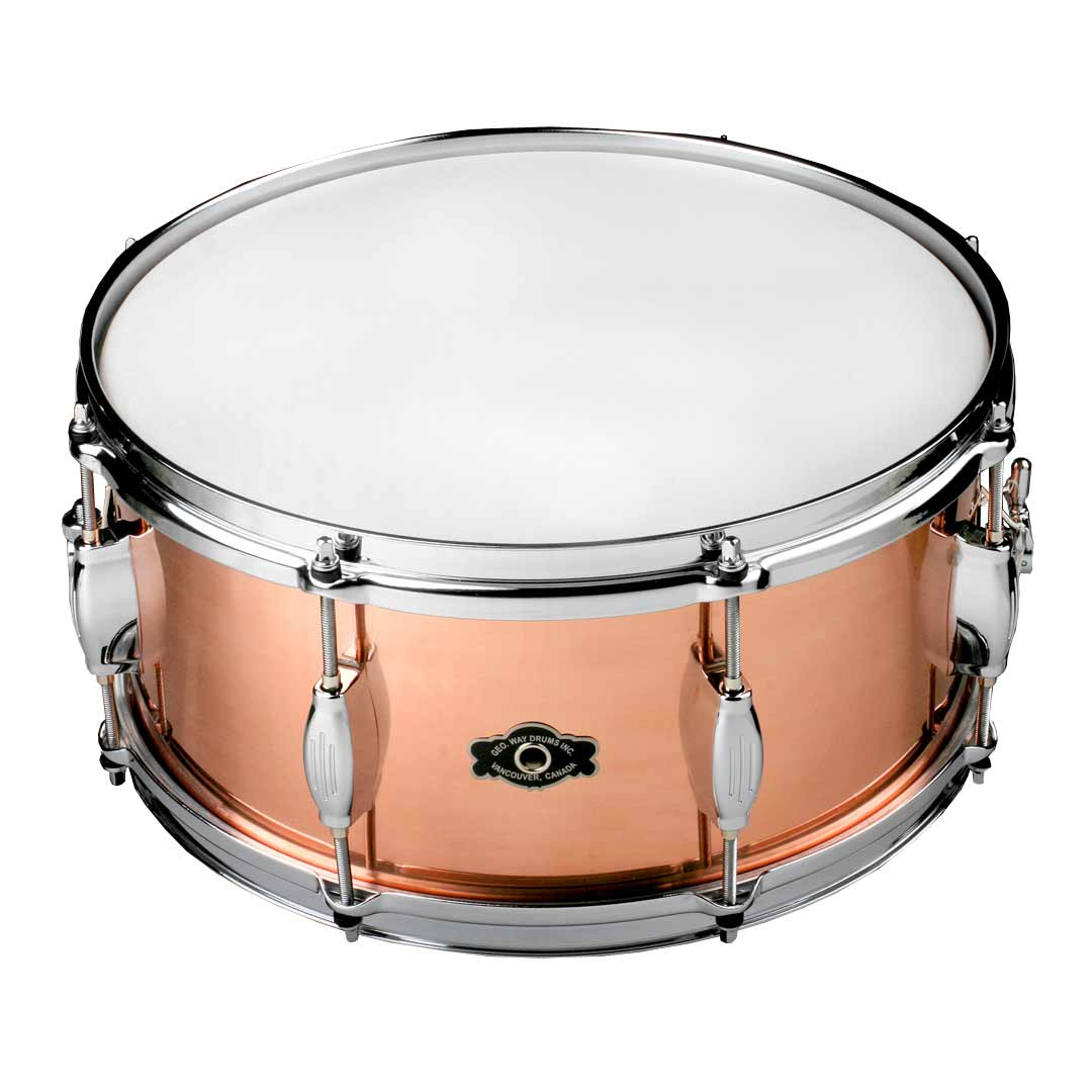 "George Way 5.5"" x 14"" Elkhart Snare Drum"