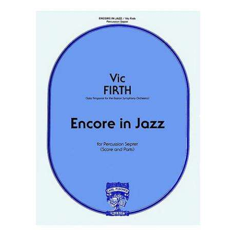 Encore in Jazz by Vic Firth