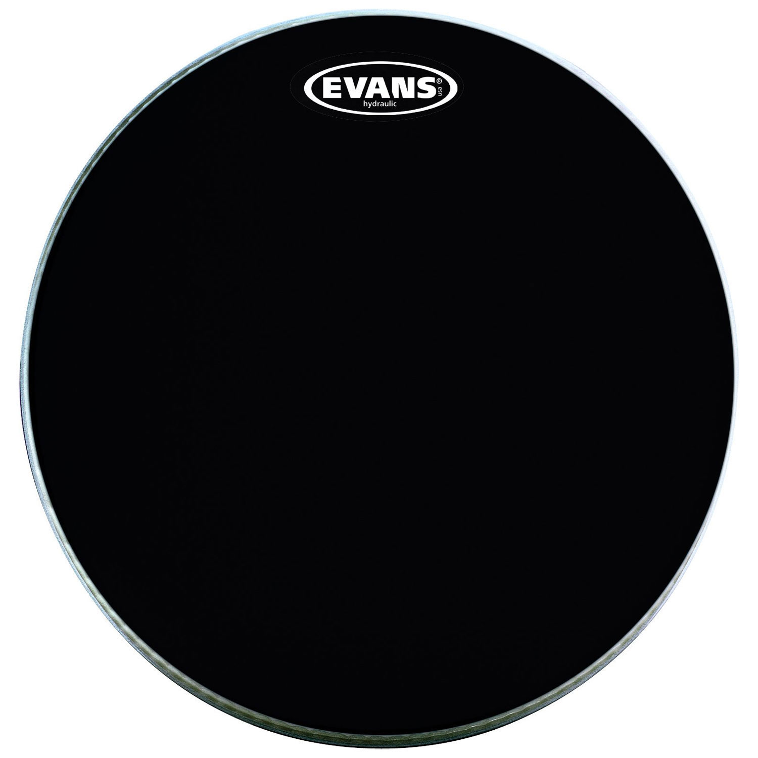 "Evans 32"" MX2 Black Marching Bass Head"