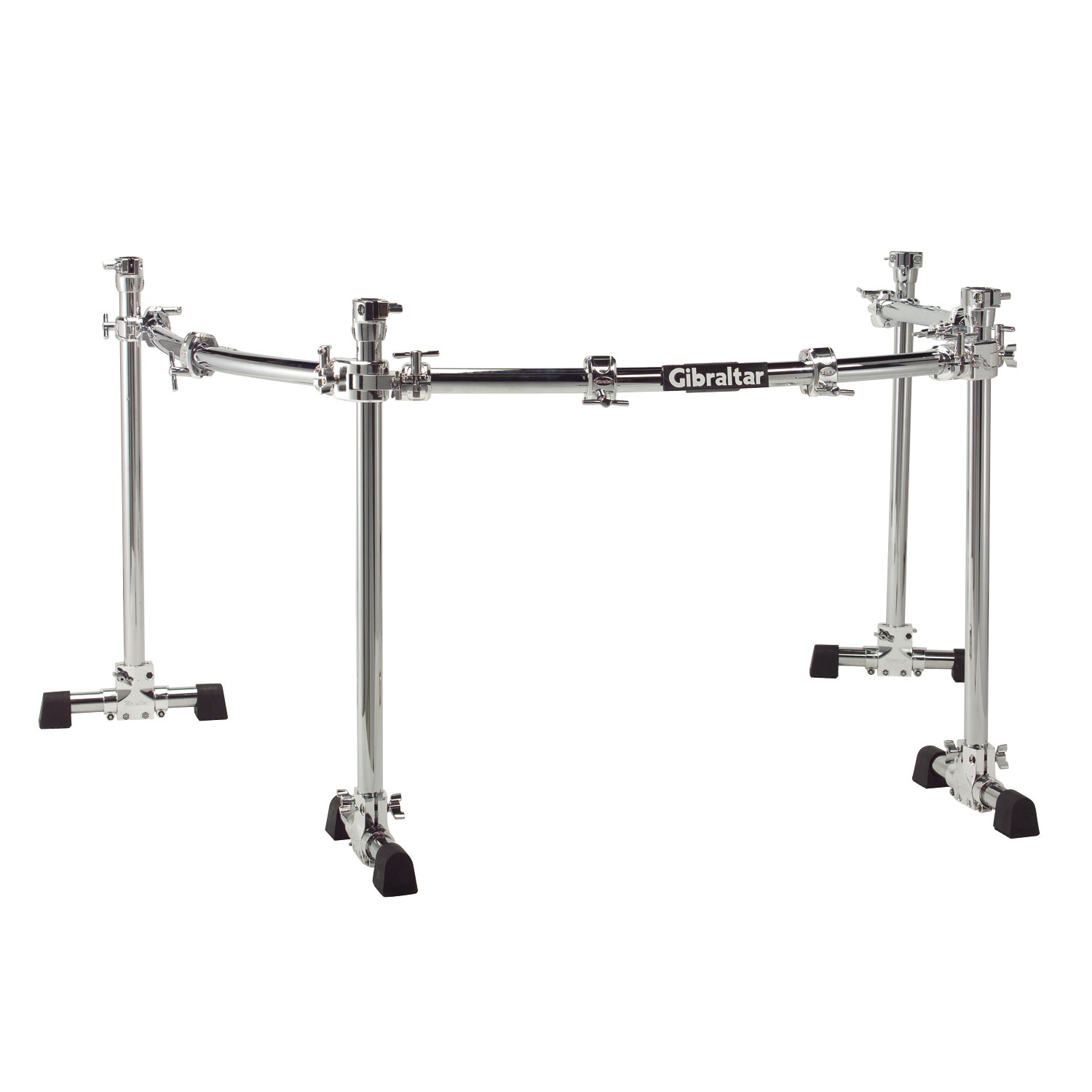 Gibraltar GCS-450C Road Series 4-Post Curved Rack