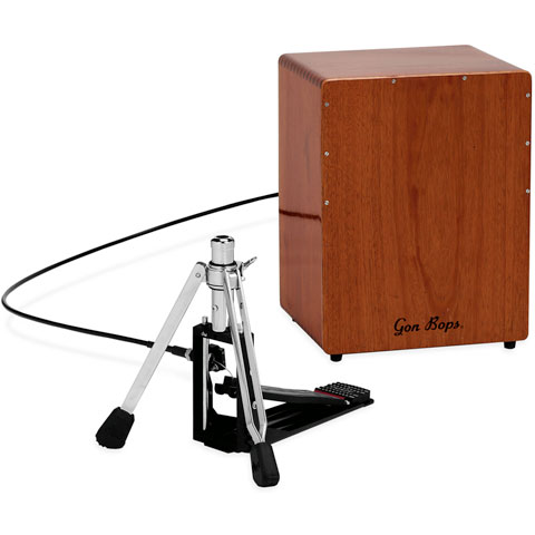 how to make a cajon bass pedal