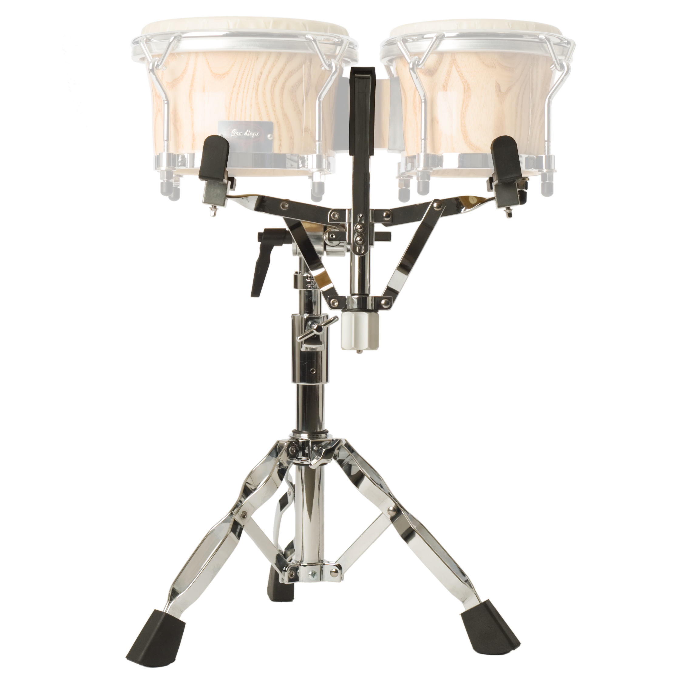 Gon Bops 3 Series Low Seated Bongo Stand
