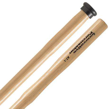 Innovative Percussion AT-1 Arena Series Hickory Marching Tenor Mallets