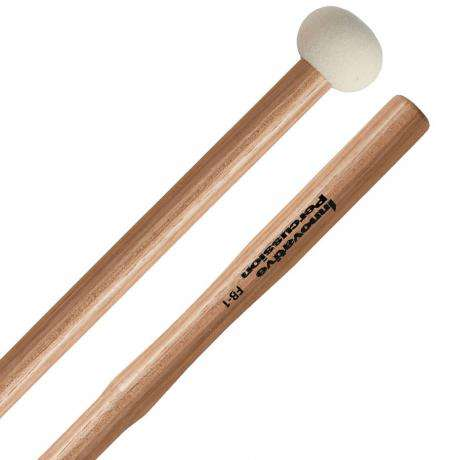 Innovative Percussion FB-1 Field Series Fulcrum-Notch Marching Bass Drum Mallets