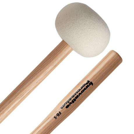Innovative Percussion FB-5 Field Series Fulcrum-Notch Marching Bass Drum Mallets