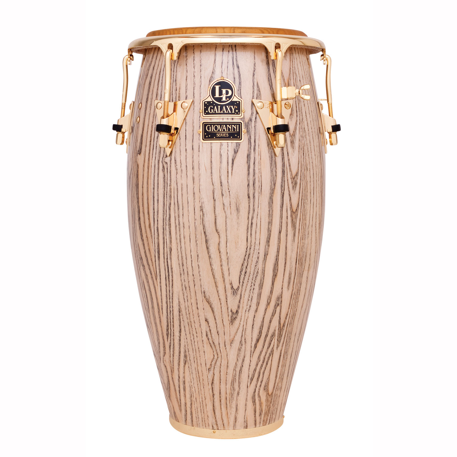 "LP 12.5"" Galaxy Giovanni Tumba Conga with Gold Hardware"