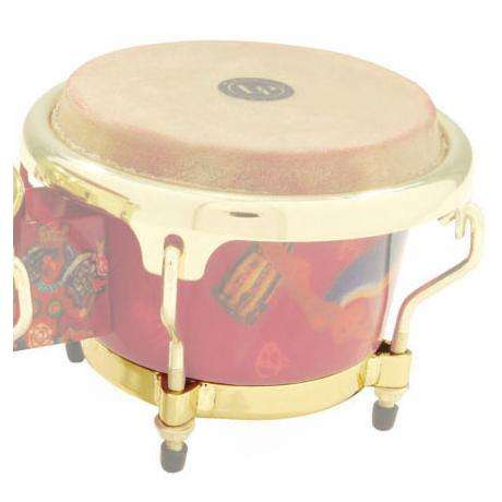 LP Mini Bongo Bottom, Large, Gold
