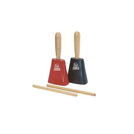 LP Aspire Red EZ-Grip Cowbell