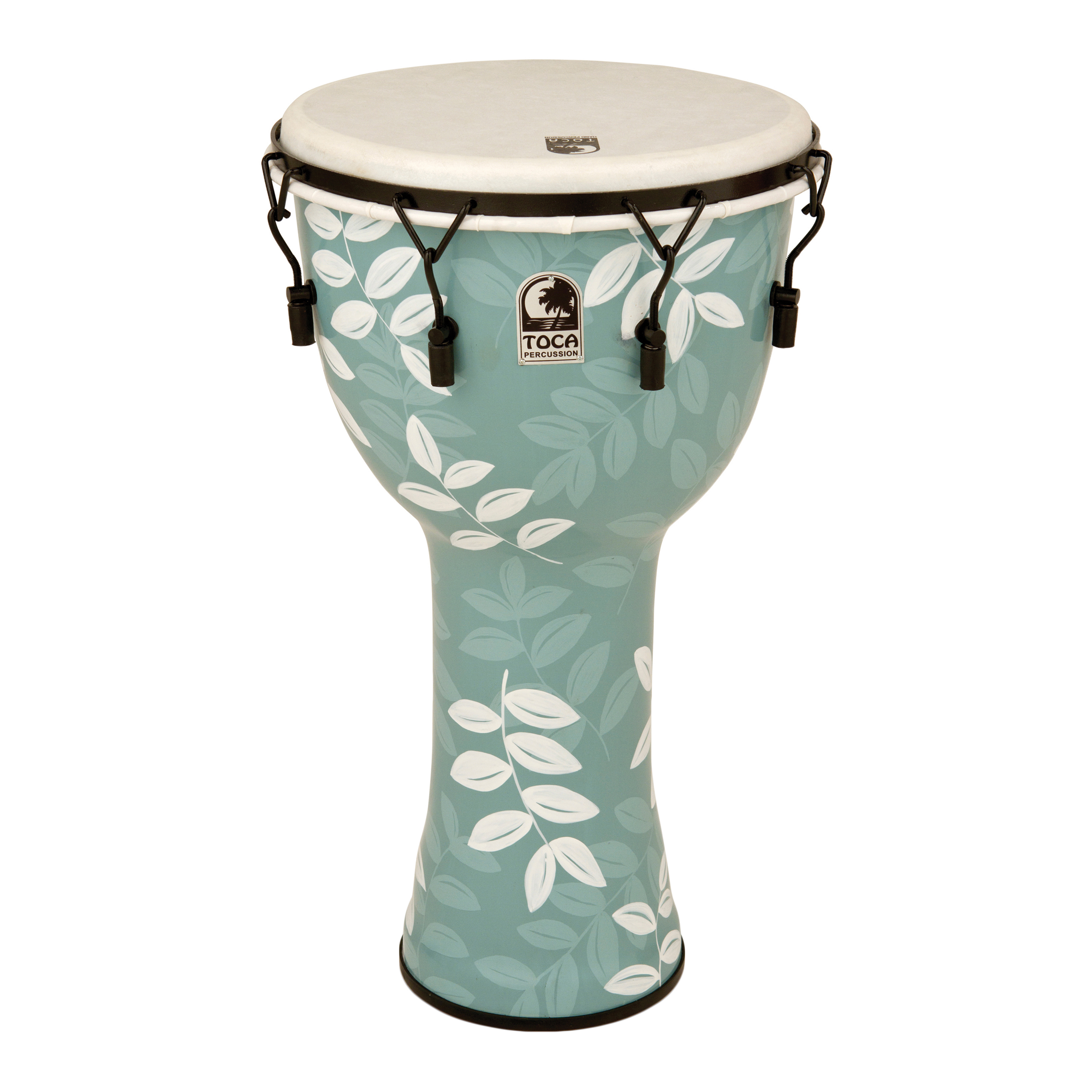"Toca 10"" Freestyle II Mechanically-Tuned Djembe"