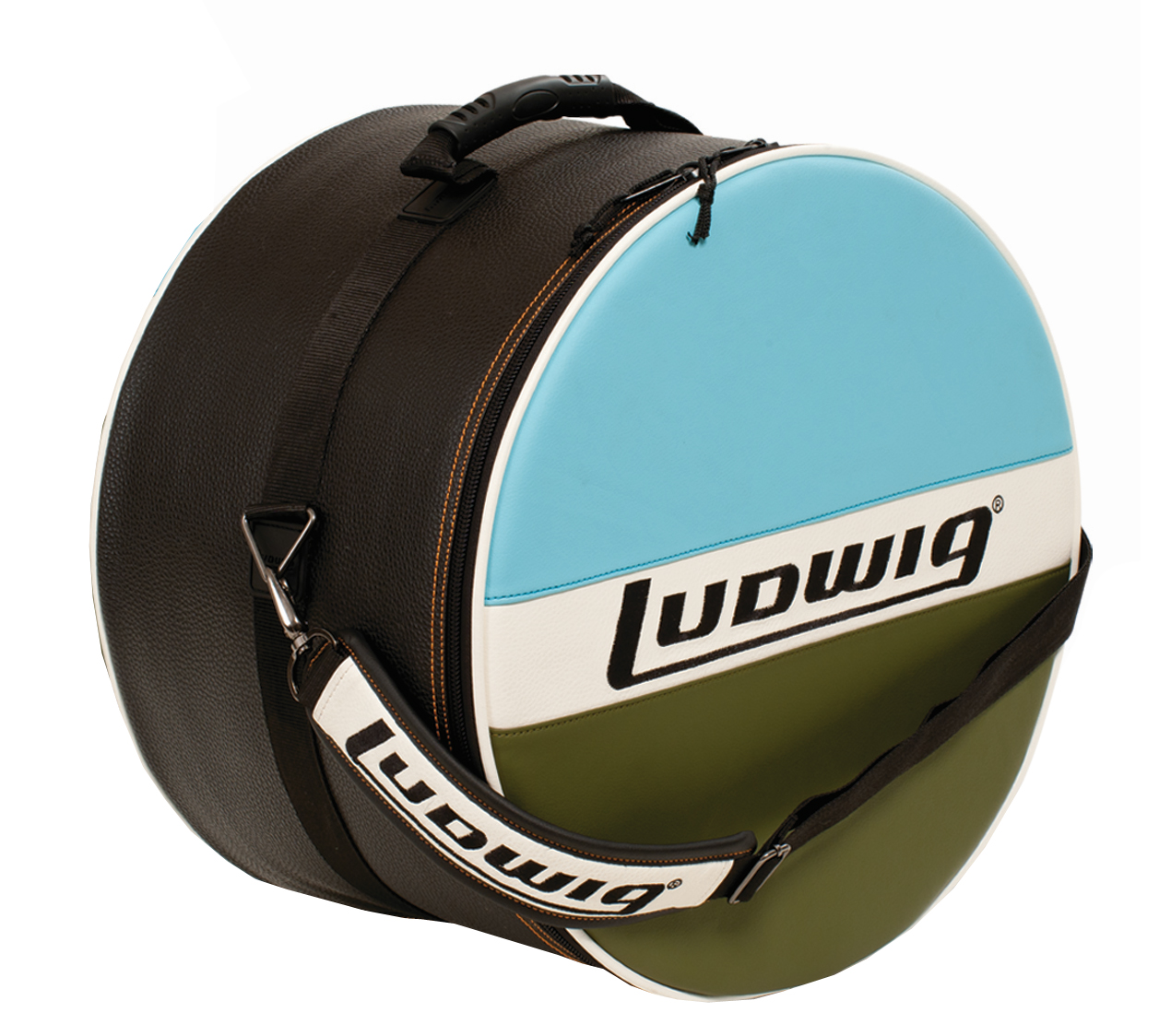 "Ludwig 8"" (Deep) x 10"" (Diameter) Atlas Classic Tom Bag"