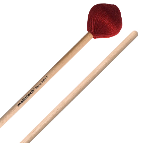 Malletech Kevin Bobo Signature Medium Marimba Mallets