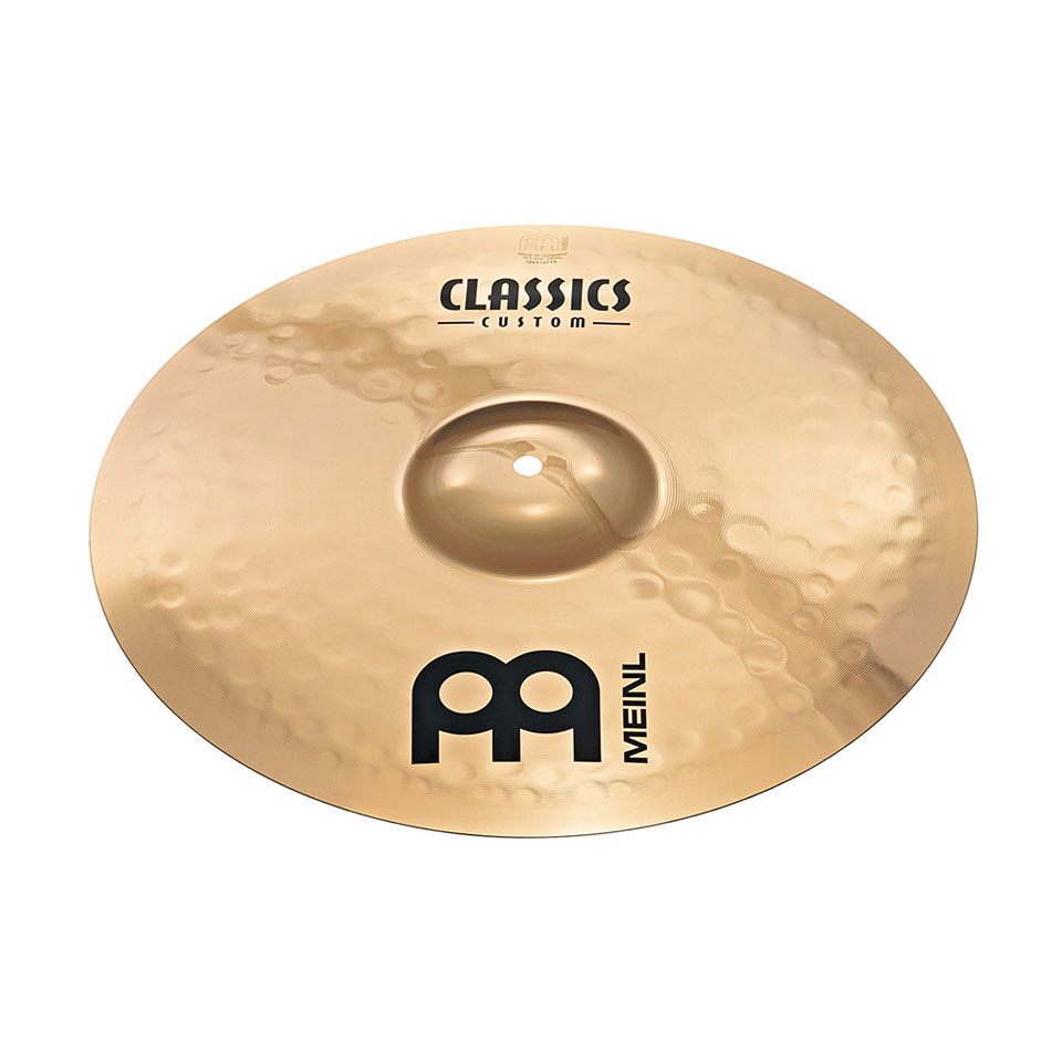 "Meinl 16"" Classics Custom Powerful Crash Cymbal"