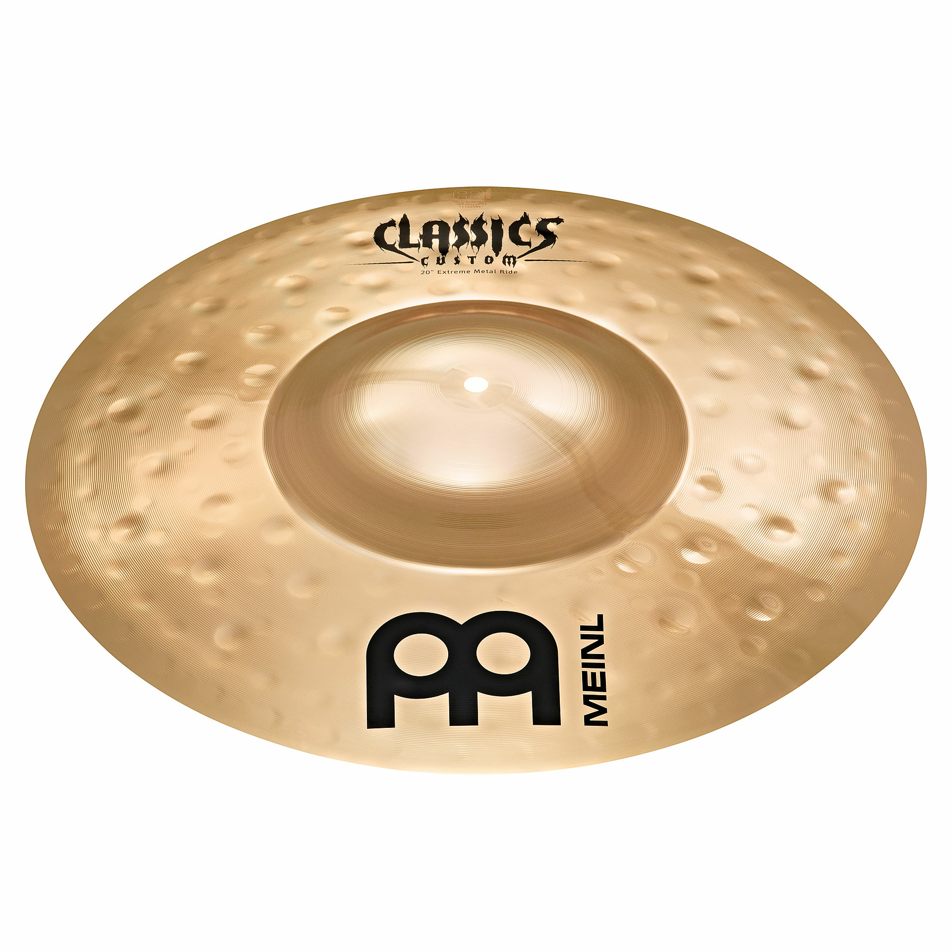 "Meinl 20"" Classics Custom Extreme Metal Ride Cymbal"