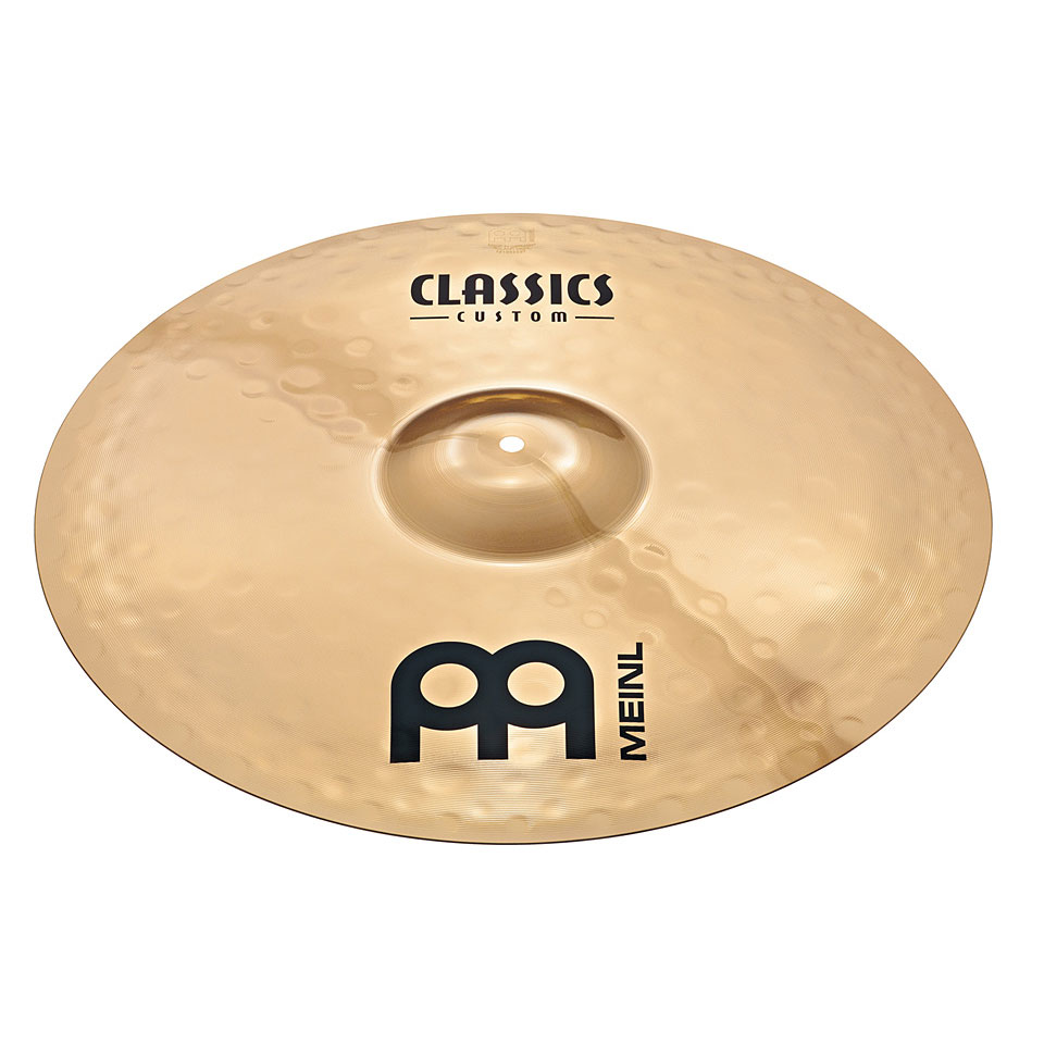 "Meinl 22"" Classics Custom Powerful Ride Cymbal"