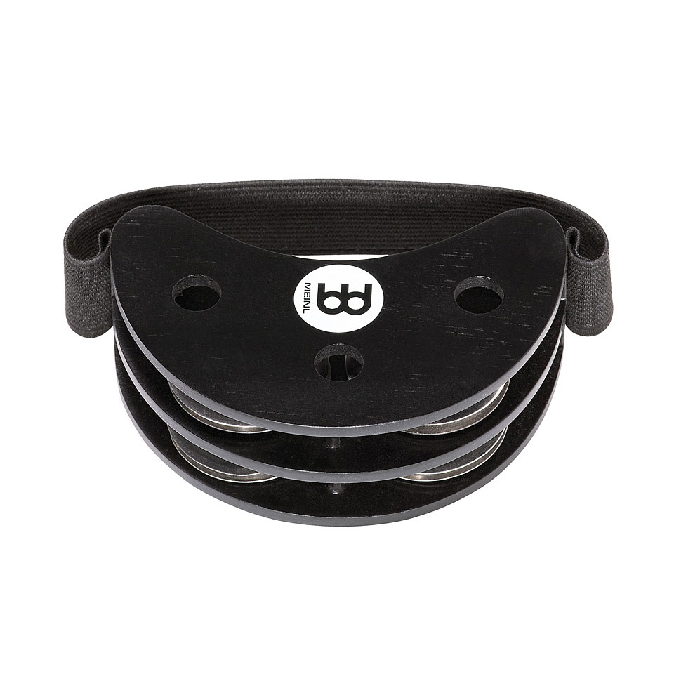 Meinl Foot Tambourine with Steel Jingles
