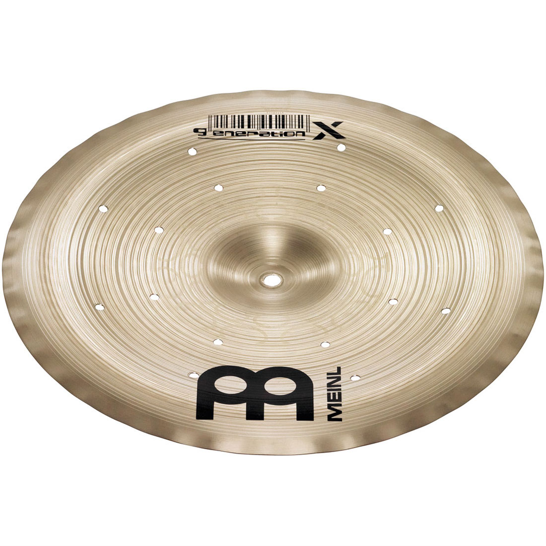 "Meinl 16"" Generation X Filter China Cymbal"