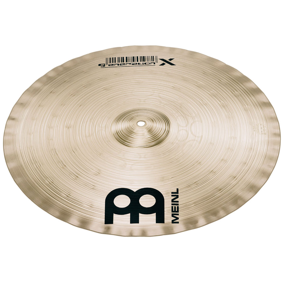 "Meinl 16"" Generation X Synthetik Crash Cymbal"