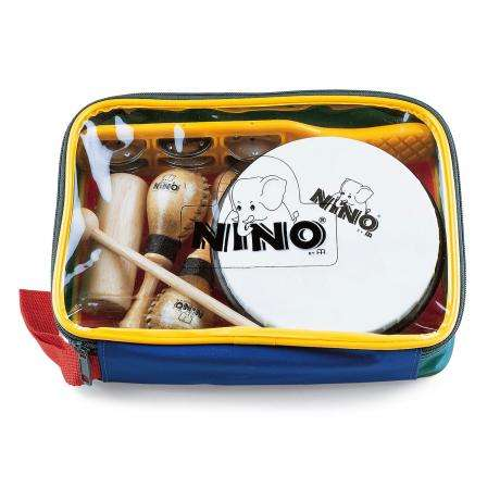 Meinl Nino Percussion Instrument Set 1