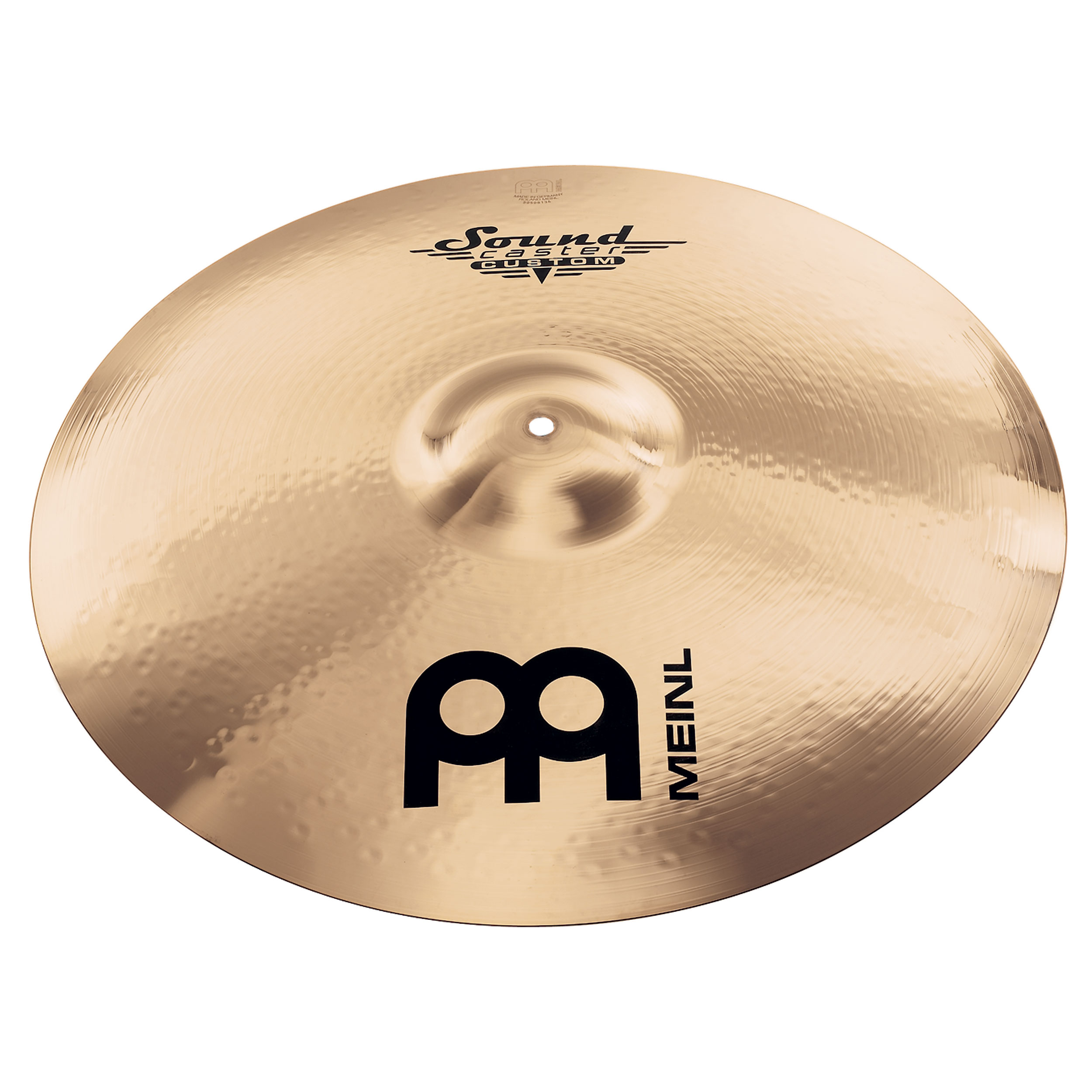 "Meinl 21"" Soundcaster Custom Powerful Ride Cymbal"