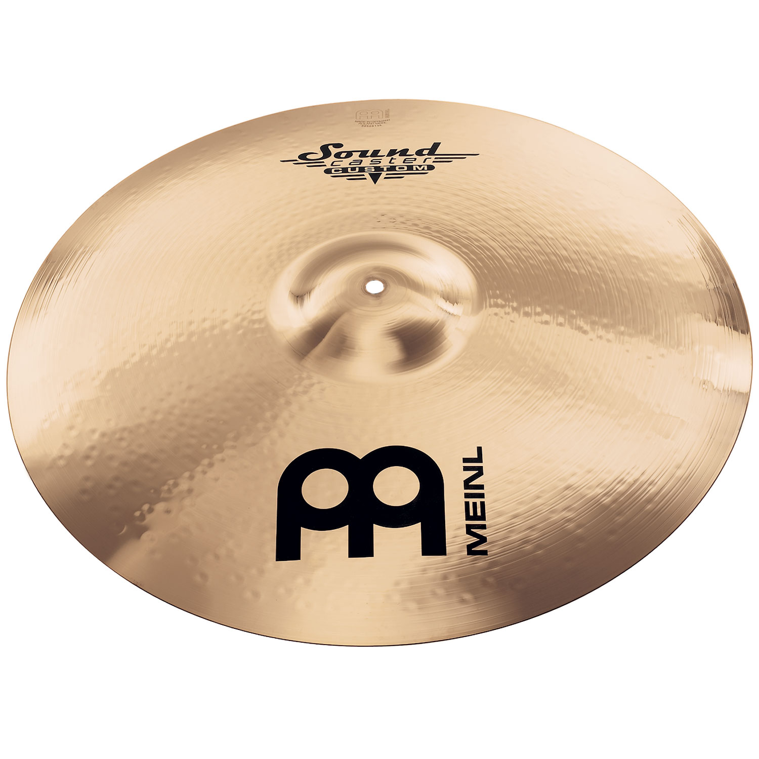 "Meinl 22"" Soundcaster Custom Powerful Ride Cymbal"