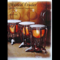 Musical Etudes for the Advanced Timpanist by Ron Fink