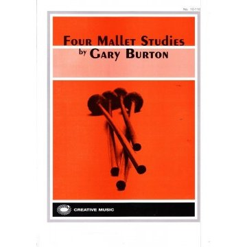 Four Mallet Studies by Gary Burton