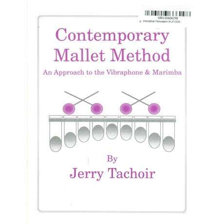 Contemporary Mallet Method by Jerry Tachoir