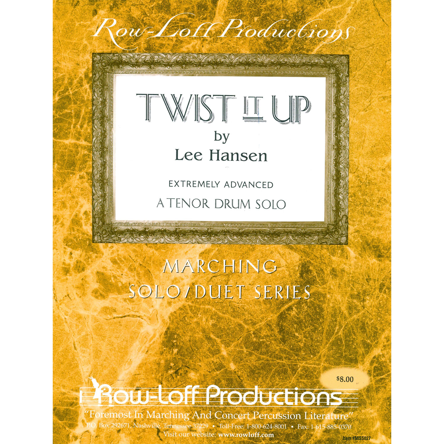 Twist it Up by Lee Hansen