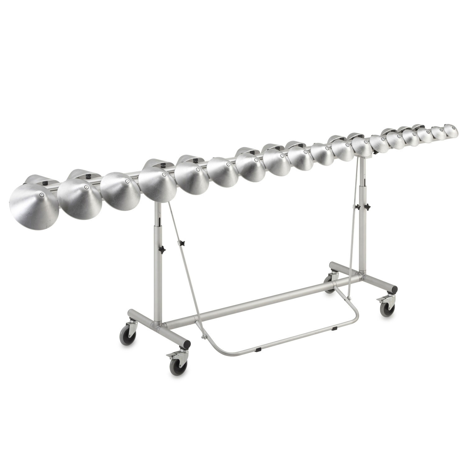 Aluphone Concert Bells Grand with Damper and Frame