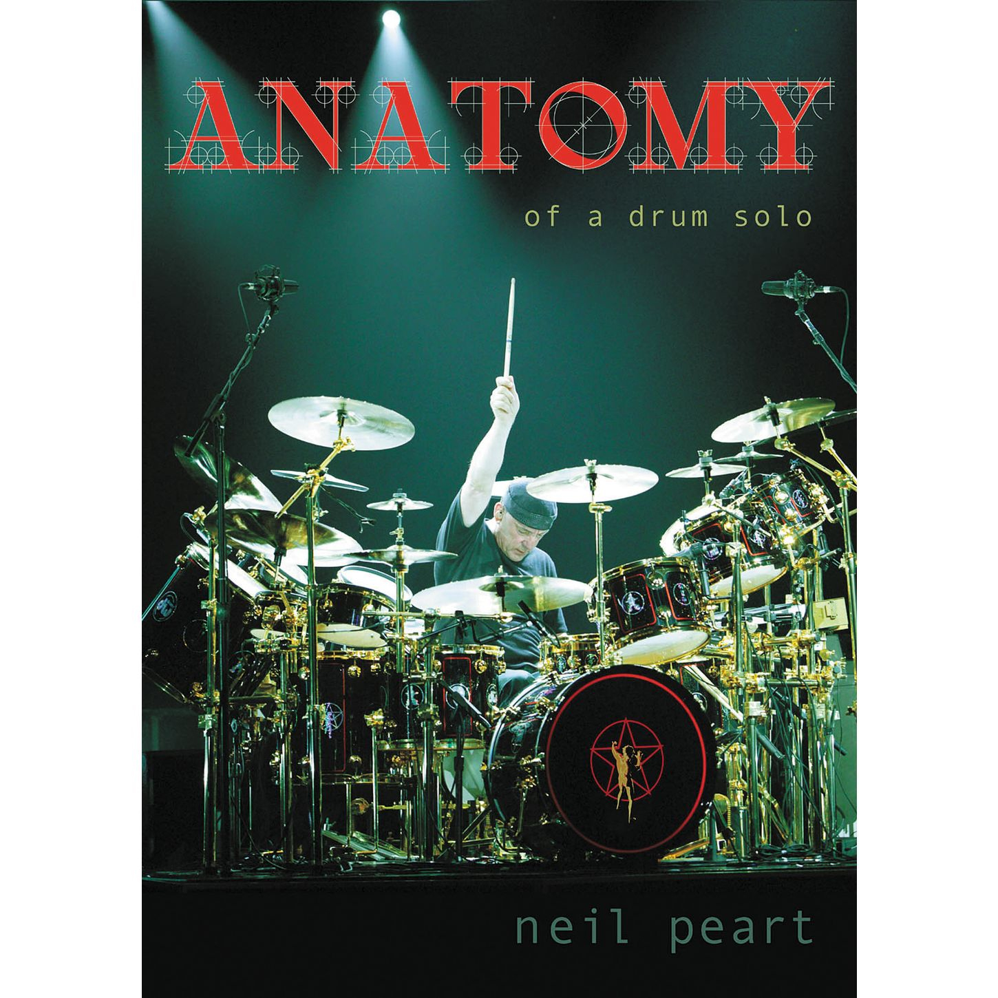 Anatomy of a Drum Solo DVD - Neil Peart