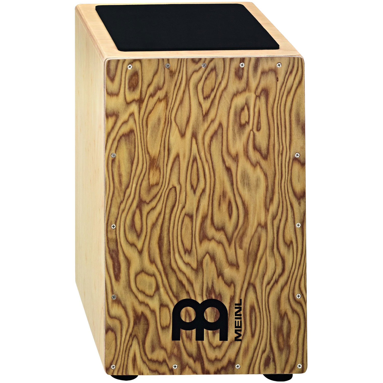 Meinl Traditional String Cajon with Makah Burl Frontplate