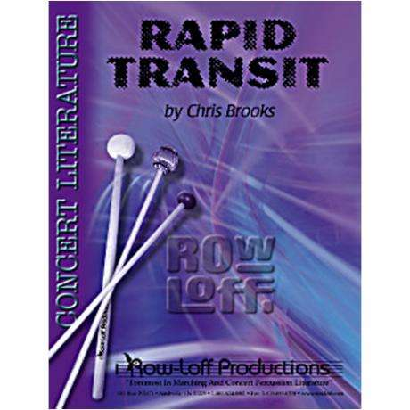 Rapid Transit by Chris Brooks