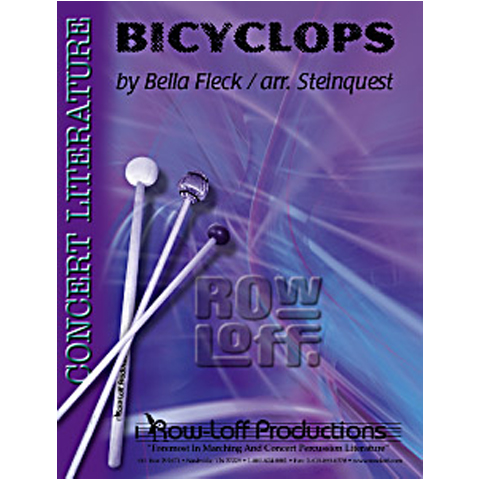 Bicyclops by Bela Fleck arr. Steinquest