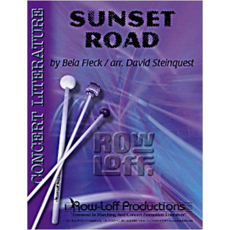 Sunset Road by Bela Fleck arr. Steinquest