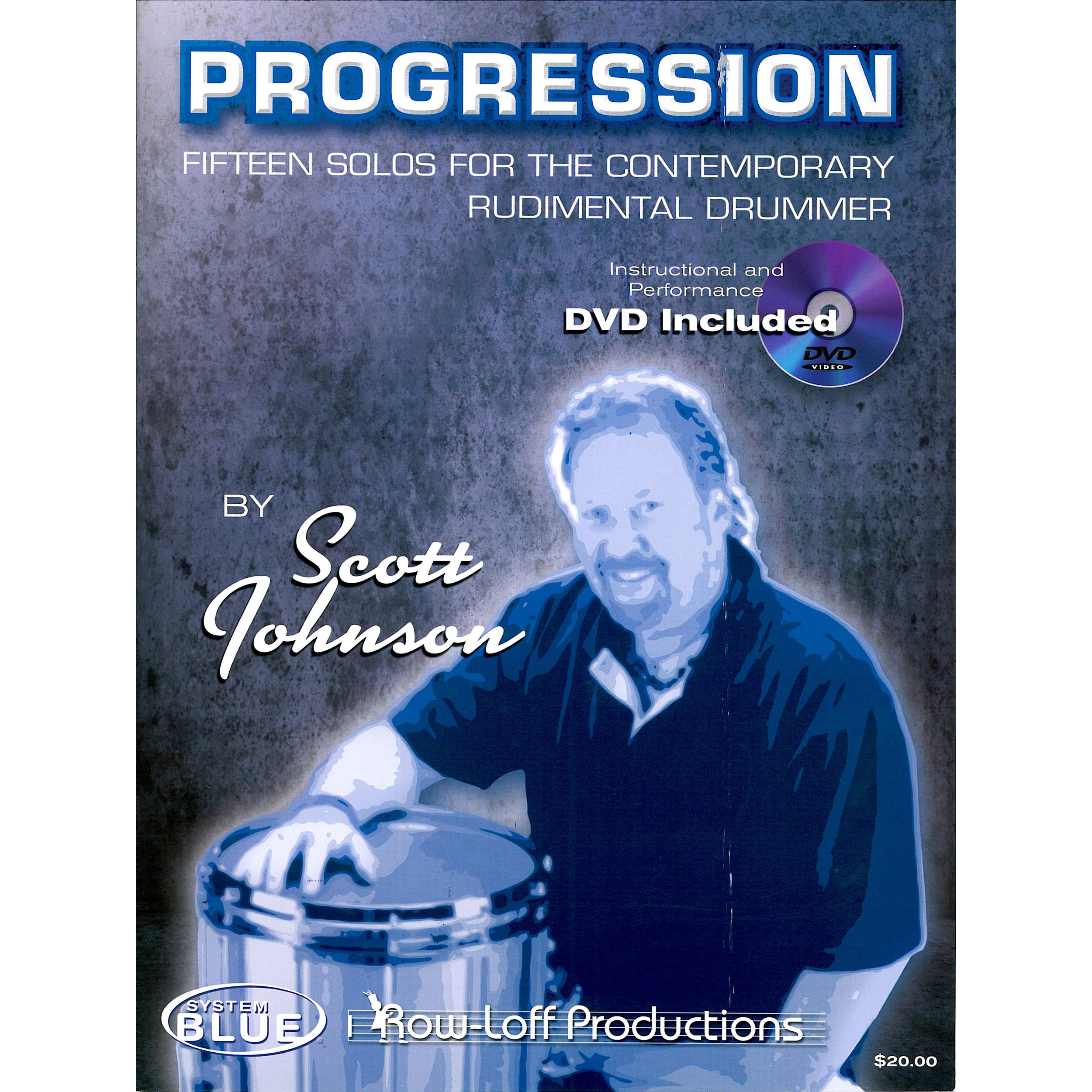 Progression by Scott Johnson