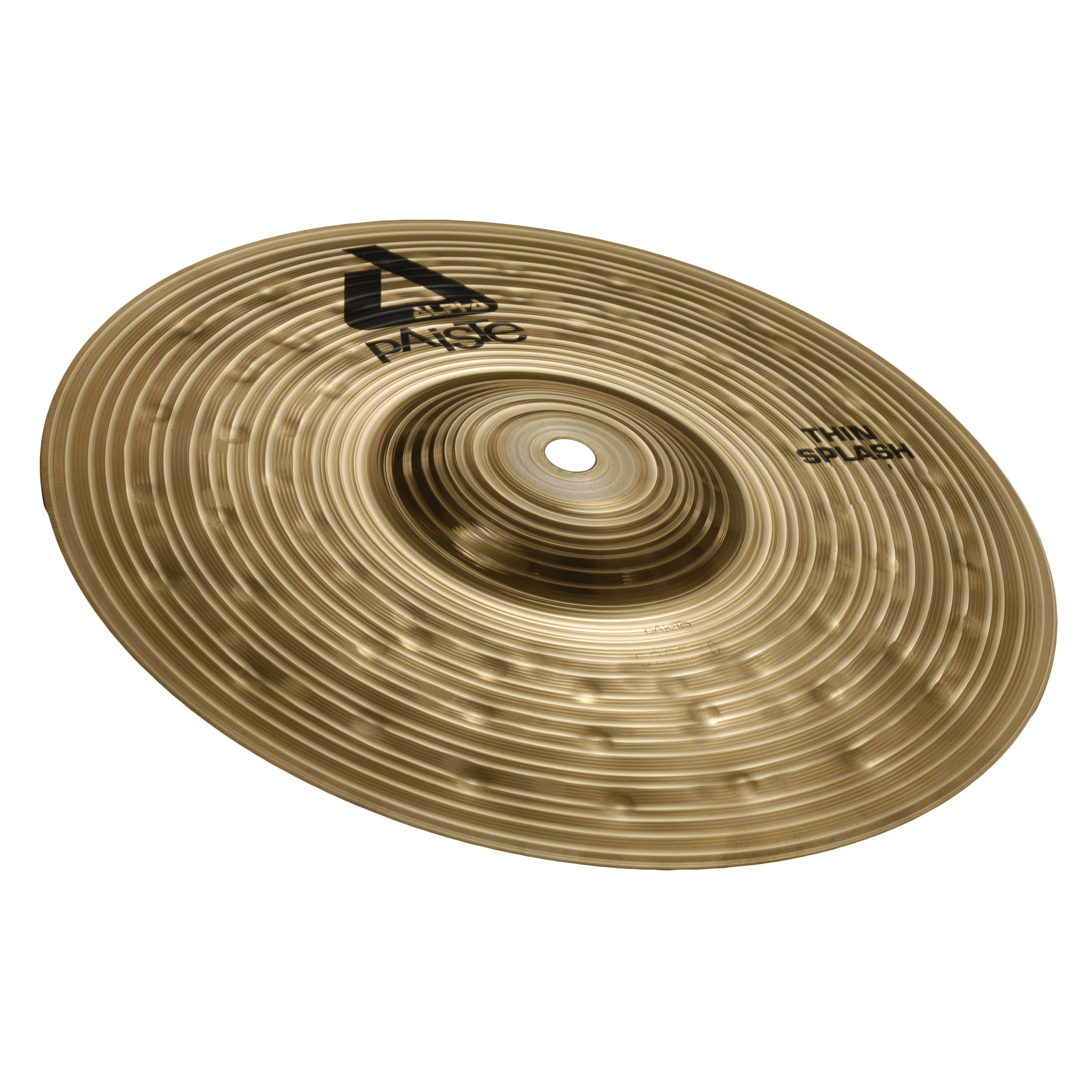 "Paiste 10"" Alpha B Thin Splash Cymbal"