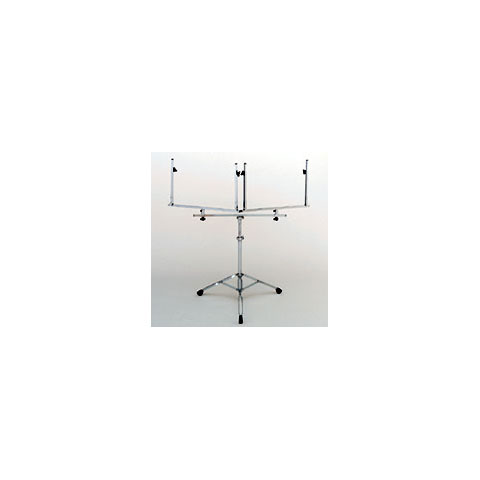 Panyard Chrome Tripod Double Stand