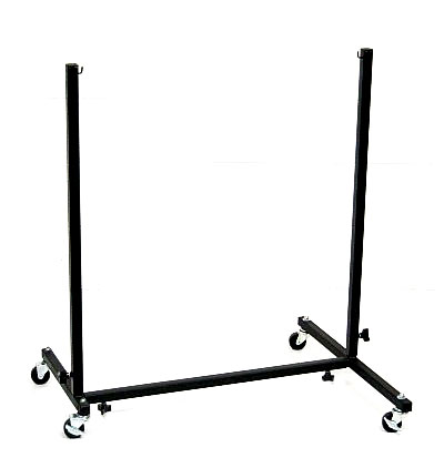 Panyard Series Powder Coat Bass Stand