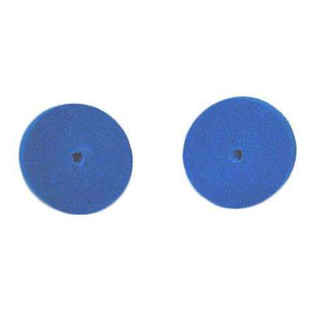 Panyard Steel Drum Tenor Bass Mallet Tips - Blue