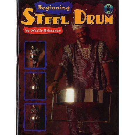 Beginning Steel Drum by Othello Molineaux